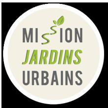 Mission Jardins Urbains Logo
